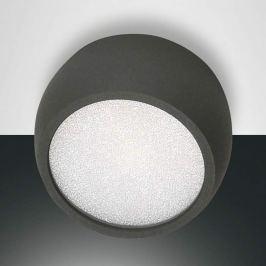 Rundes LED-Downlight Vasto, anthrazit