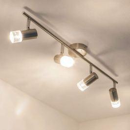 Elegante LED-Deckenlampe Bane, 4 x 4 W