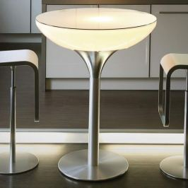Steuerbarer Tisch Lounge LED Pro Accu 105 cm