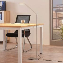 LED-Stehleuchte Resi mit Dimmer, ideal zum Lesen