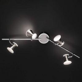 Duke - flexible LED-Deckenleuchte, 4-flammig