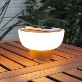 6-fach-USB-Anschluss - LED-Außendekoleuchte Patio