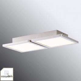 Dimmbare LED-Deckenleuchte Scope, 2fl.