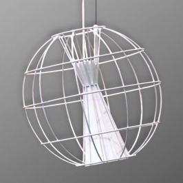 Innermost Latitude - LED-Hängeleuchte weiß