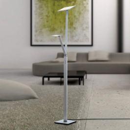 Leseleuchte integriert - LED-Stehleuchte Ayana