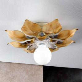 Blossom - Florentiner Deckenlampe, elfenbein