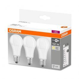 LED-Lampe E27 14W, warmweiß, 3er-Set