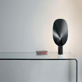FLOS Serena - dimmbare LED-Tischleuchte, schwarz