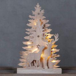 Stimmungsvolle LED-Dekoleuchte Fauna