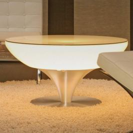 Vielfarbig leuchtender Lounge Table LED Pro 45 cm