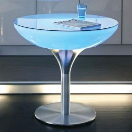 Vielfarbig leuchtender Lounge Table LED Pro 75 cm