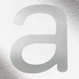 Hochwertige Hausnummern - Buchstabe a