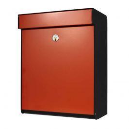Roter Briefkasten Grundform