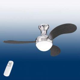 Energiesparender Deckenventilator Celestia + Fernb