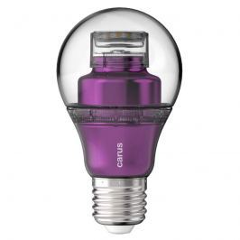 E27 8,6W 827 LED-Lampe lookatme purple