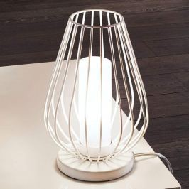 Kelchförmige LED-Tischleuchte Vencino