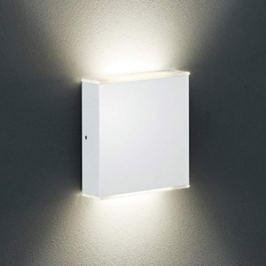 Case XL - mattweiße LED-Wandleuchte