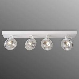 Xentrix - 4-flammiger LED-Spot in zeitlosem Design