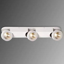 Verstellbarer LED-Deckenspot Mitrax - 3-flg.
