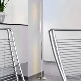 122 cm hoch - LED-Stehleuchte Twister