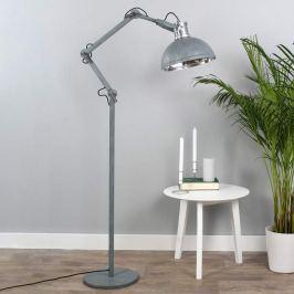 Brooklyn - besondere Stehlampe im Industriedesign