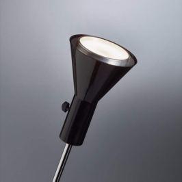 Tecnolumen Gru - LED-Stehleuchte, schwarz
