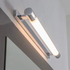 Attraktive Bad-Wandlampe Neal mit LEDs