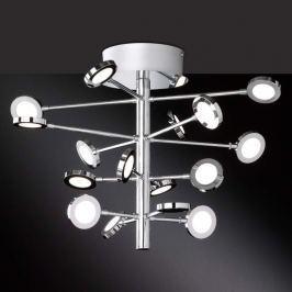 Wirkungsvolle LED-Deckenlampe Yoyce, 16-flg