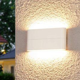 Attraktive LED-Wandlampe Piala für außen