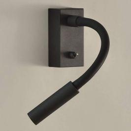 Mit Schalter - LED-Wandleuchte Cio mit Lesearm