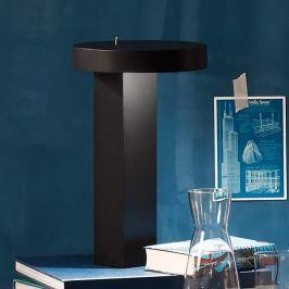 ANTA Bob - Designer-LED-Tischleuchte, schwarz