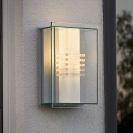 Energiesparende Außenwandleuchte SOL