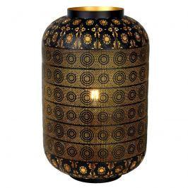 Stimmungsvolle Tischlampe Tahar im Orient-Design