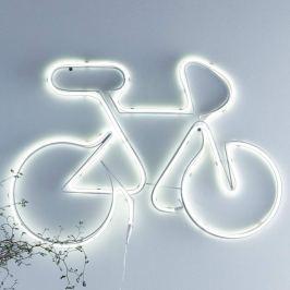 LED-Dekorationsleuchte New York in Fahrrad-Design