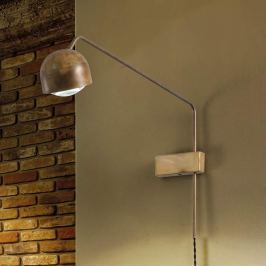 Industriell designte LED-Wandleuchte Pix