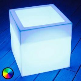 Funkionaler LED-Würfel Passo m Bluetooth-Steuerung