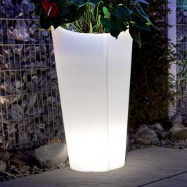 Hochwertiges Pflanzgefäß Tulpe, Höhe 60 cm