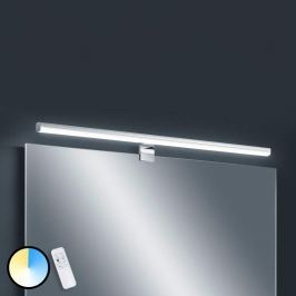 Helestra Gaia LED-Spiegellampe Fernbedienung 79cm