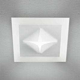 Kreative Deckenleuchte CROSS 8195 E27 40 cm