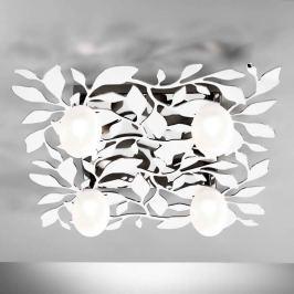 Elegante Deckenleuchte Arbos 4-fl. weiß