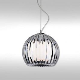 Transparente Hängeleuchte Mandina - 20 cm