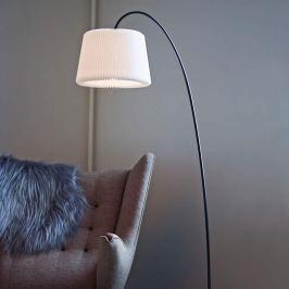 LE KLINT Snowdrop - Stehleuchte, Papierschirm weiß