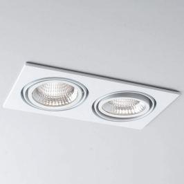 2fl. LED-Einbaustrahler Now 2 Square medium 4.000K