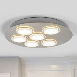 Runde LED-Deckenleuchte Samia