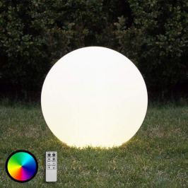 Funktionale LED-Kugel Twilights mit Fernbed. 30cm