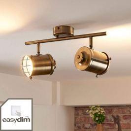 2-flammiger LED-Strahler Ebbi m. Easydim-Funktion