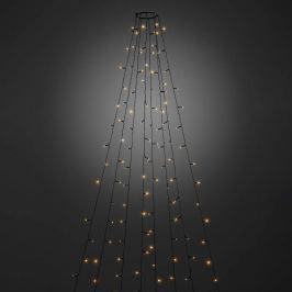 Per App bedienbarer LED-Baummantel außen 240-flg.