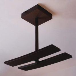 Bopp Arco schwenkbare LED-Deckenlampe kupfer antik