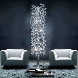 Elegante Stehleuchte Crystal