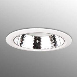 Dimmbares LED-Downlight D70, universalweiß - weiß